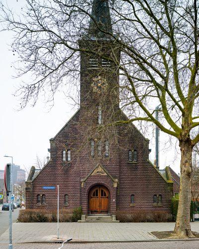 Rotterdamse kerkgebouwen in het zonnetje