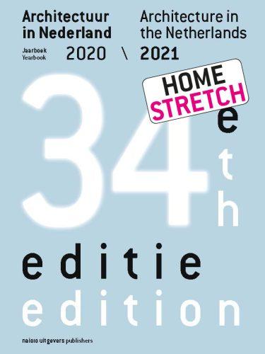 Lancering van Architectuur in Nederland Jaarboek 2020 / 2021