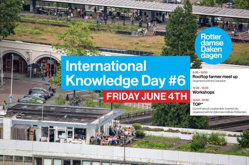 Rotterdamse Dakendagen: Kennisdag
