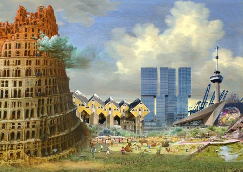 The Polder of Babel