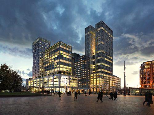 Dag van de Architectuur | Door de ogen van Mick van Gemert