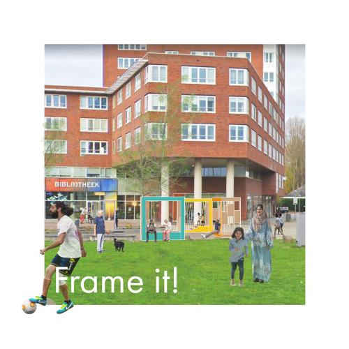 Oproep: FRAME-IT