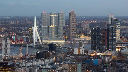 De Rotterdam & Wilhelminapier