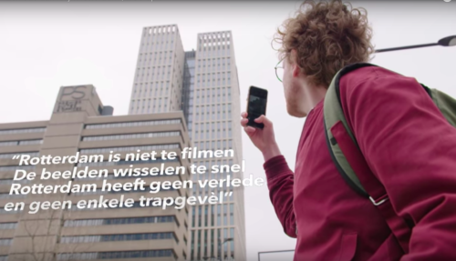 Tour: Keep Rotterdam Ugly