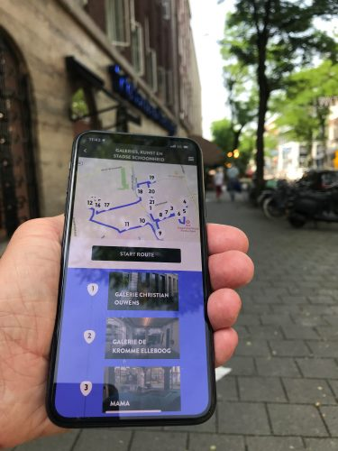 Digitale app: Rotterdam is een nieuw museum rijker